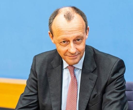 Friedrich Merz Leaves The Board Of Directors At Stadler Urban Transport Magazine
