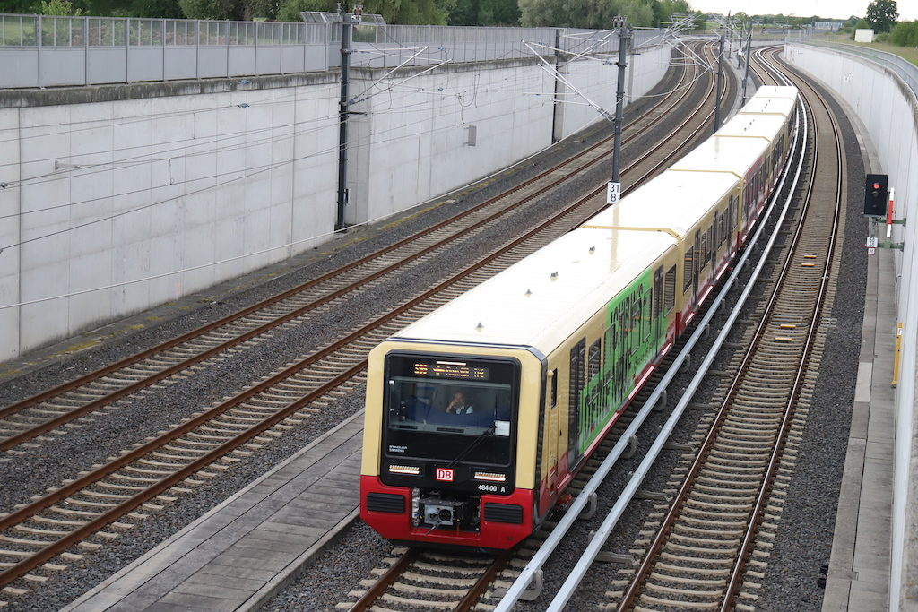 Berliner S Bahn Twitter