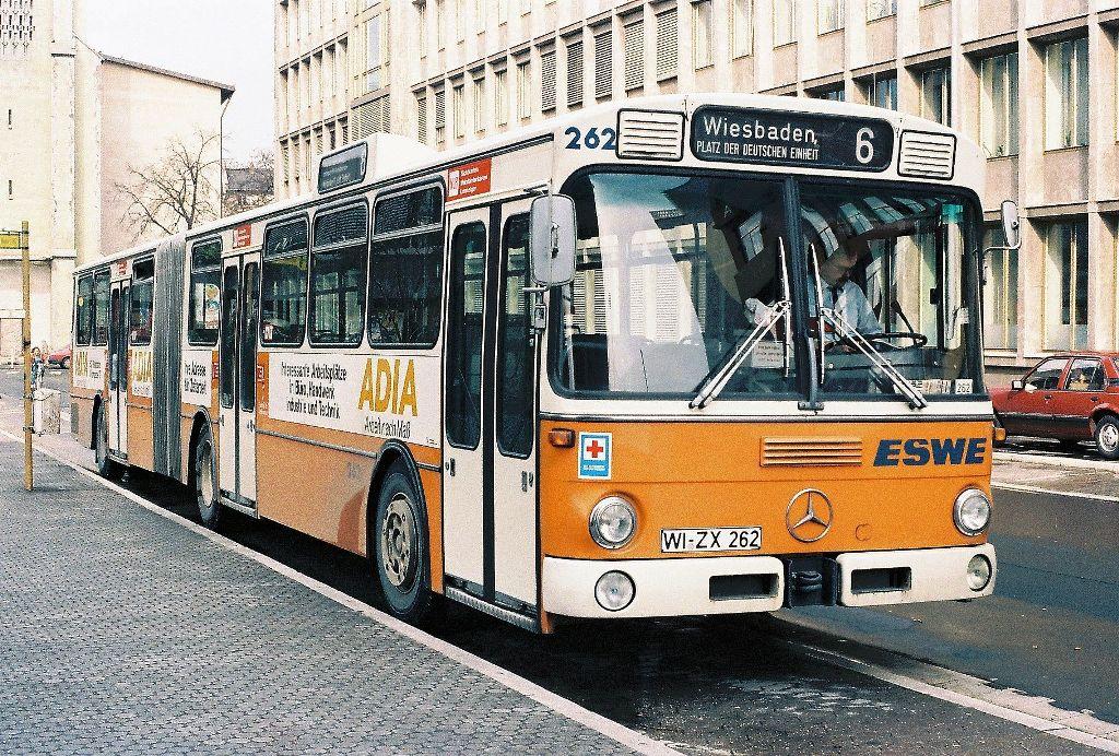 Bus Berlin Wiesbaden